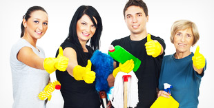 Family run carpet and upholstery cleaning company